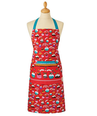 Cooksmart Christmas Pudding Apron