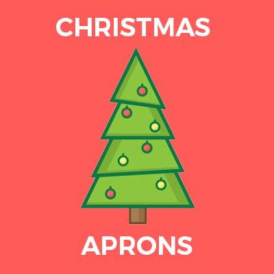 Shop for Christmas Aprons